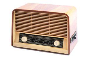 Geschiedenis van radio reclame